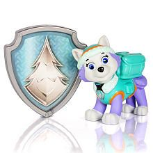 Paw Patrol Action Pack Pup  Badge  Everest