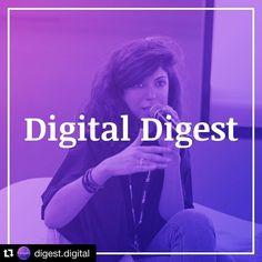 #Repost @digest.digital with @repostapp.  On Wednesday I've published a special bonus episode of the podcast in French.  Merci à @AxelleTess pour cet épisode enregistré en live à la @gaitelyrique ! (LINK IN BIO)  #podcast #podcasts #DigitalDigest #digital #digest #conversation #interview #entretien #entrevue #numerique #industrienumerique #frenchtech #lafrenchtech #inspiration #creativite #audio #axelletess #axelletessandier #politique #viecivile #citoyenneté #lefutur #technologie…