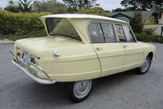 1965 Citroen Ami 6 Berline
