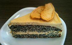 Zdravé Torty: Makovo - jablková torta