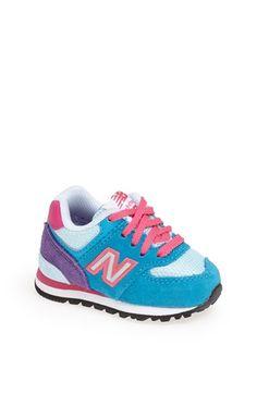 New Balance '574 - Hologram' Sneaker (Baby, Walker & Toddler) available at #Nordstrom