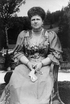 Grand Duchess Marie Alexandrovna, Duchess of Edinburgh and Coburg