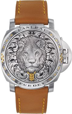Fashion watches for men guys Luminor Sealand for Purdey - - Collection Luminor - Officine Panerai Watches Fancy Watches, Stylish Watches, Vintage Watches, Luxury Watches, Cool Watches, Watches For Men, Expensive Watches, Panerai Watches, Timex Watches