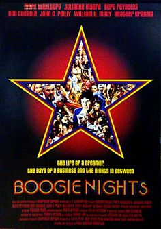 Boogie Nights - Movie Poster by Firstposter.com Movie Posters Wall, via Flickr