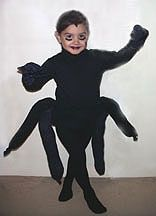 Comment fabriquer un costume de pieuvre pour b b ou enfant octopus for Comfabriquer deguisement halloween enfant