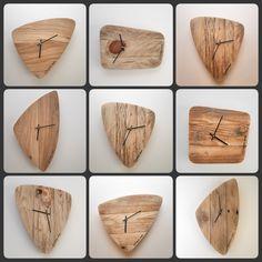 #kaviartwood #woodworking #woodworker #woodcraft #wood #madebyme #handmade #madeinfrance #upcycling #reclaimedwood #oak#clock #time #homedecor #decoration #vintage #design #travaillerlebois #travaildubois #france #french