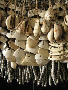 artpropelled:  Shell cache-sex, West Sepik, Papua New Guinea
