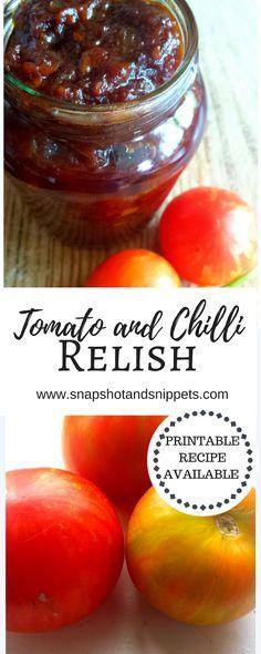 online glasses ordering da1o  Tomato and Chilli Relish