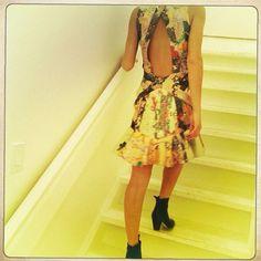 LANA WILKINSON Stylist · Latest Purchase. Zimmermann Speakeasy Mosaic Dress