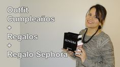 Outfit cumpleaños + Sephora Birthday Gift + Regalos Sephora, Birthday Gifts, Cards Against Humanity, My Style, Outfits, Surprise Gifts, Thanks, Pictures, Birthday Presents