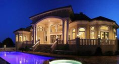 french country homes on Lake Norman, NC - Google Search
