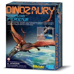 Toys & Hobbies Dinosaur Egg Deinonychus Dig It Out Excavation Kit With Digging Tool Yet Not Vulgar