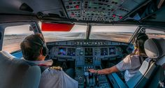 23 Photos Taken By An Airline Captain That Will Blow Your Mind! - http://www.lifebuzz.com/cockpit-photos/