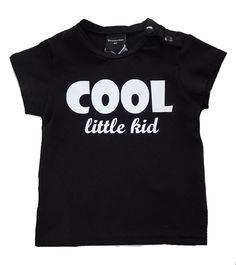 shirt Cool Little Kid black