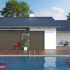 Venkovní žaluzie C80 VSR 780 Windows, Outdoor Decor, Home Decor, Red, House, Decoration Home, Room Decor, Home Interior Design, Ramen