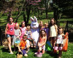 Easter 2014 1st annual egg hunt