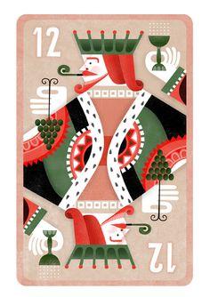 By María corte : illustration/ilustración «Lo vi y lo relacioné con una patilla, i love it. »