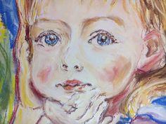 Tanzende, Akt, Portrait - atelier-farblust - Kunst