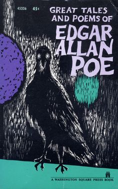 Great Tales and Poems of Edgar Allan Poe, Washington Square Press 45336, first printing 1940, this 43rd printing 1968