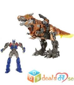 Hasbro Transformers Stomp & Chomp - Grim Lock @ Rs.1,499/