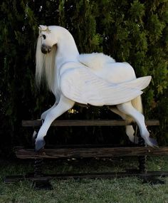 Jeanette Griffiths, Artist / Carver of Delfryn Rocking Horses, Inverell NSW Australia, is having a fantastic giveaway of one of her Gorgeous creations. Jeanette designed, and carved this incredible Pegasus. Anyone can enter, but you are responsible for shipping, or picking it up at her workshop in Inverell. Contact Jeanette so you can get a shipping quote. esp if you live overseas. Lets spread the love for this wonderful artist and her handcrafted Rocking Horses.  I wish I lived in…