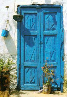 Blue Door Tenerife
