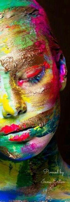 Rainbow | Arc-en-ciel | Arcobaleno | レインボー | Regenbogen | Радуга | Colours | Texture | Style | Inna Erten
