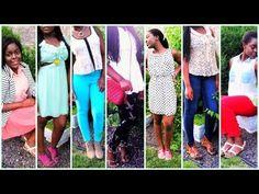 A Lookbook-Back to School/Summer  || 2013 || trendyshoppers