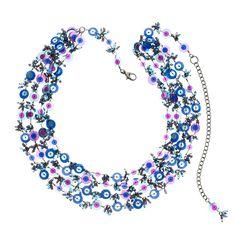 New Delhi Dusk Necklace | Ten Thousand Villages | $24