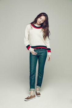 Krystal f(x) for Keds Korea