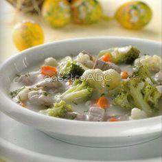 Borjúbecsinált leves | Receptek