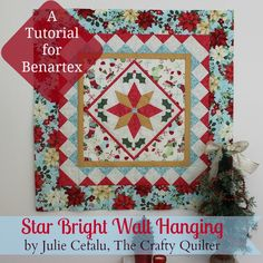 The Crafty Quilter   Christmas Once a Month   http://thecraftyquilter.com