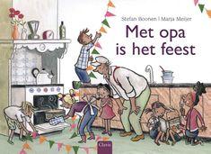 Met opa is het feest (Boek) door Stefan Boonen | Literatuurplein.nl