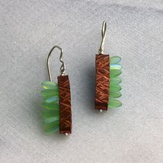 Charles Pinckney Jewelry Artist in Athens, GA specializes in Forged Titanium and Handmade Chains of Titanium or Sterling
