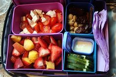 Wow...over 100 healthy and clean eating lunches...yippie!