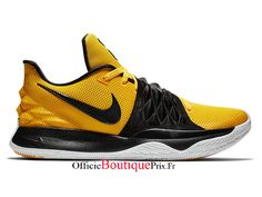 finest selection 463b8 72ba5 Nike Kyrie 4 Low Amarillo Tour Yellow Black Red AO8979-700 Chaussures DE  Basketball Pas Cher Pour Homme - AO8979-700