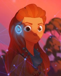 Horizon Zero Dawn Wallpaper, Horizon Zero Dawn Aloy, Video Games Girls, Amazing Drawings, God Of War, Video Game Art, Fanart, Playstation, Manga