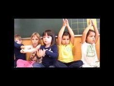 I am happy - Mantra para niños - YouTube