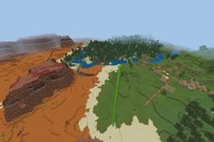 Click on the photo to visit www.tanishascraft.com and get the seed #, coordinates, photos, and video of the seed. Biomes, Windows 10, Vr, Nintendo Switch, Xbox, Minecraft, Golf Courses, Photo Galleries, Seeds