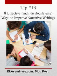 Students who consistently earn advanced proficient writing scores have one thing in common: They know how to add the kind of details that satisfy readers. Fortunately, most of those writing strategies are easy to teach. Read about 8 of them here. 4th Grade Writing, Middle School Writing, Teaching Writing, Teaching English, Teaching Ideas, Student Teaching, Writing Help, Math Teacher, Student Life