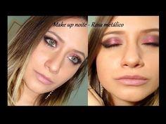 Assista esta dica sobre Tutorial de maquiagem para noite: Rosa metálico e muitas outras dicas de maquiagem no nosso vlog Dicas de Maquiagem.