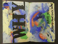 pdf of 100 art journal prompts at site