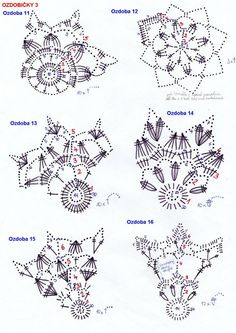 Best 12 Hello friends of free crochet. See Christmas decorations in crochet to leave his most charming Christmas – Page 852869248153275233 – SkillOfKing. Crochet Snowflake Pattern, Crochet Stars, Crochet Motifs, Christmas Crochet Patterns, Crochet Snowflakes, Crochet Diagram, Crochet Doilies, Free Crochet, Crochet Christmas Decorations
