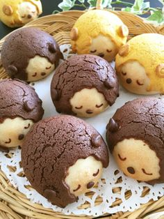 Meronpan ~ Good night Hedgehog