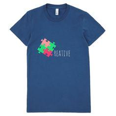 Creative-Women's short sleeve t-shirt