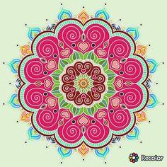Pin by ladybird on mama mandala Mandala Doodle, Doodle Art, Coloring Books, Coloring Pages, Decoupage Jars, Belly Art, Mandala Artwork, Mandalas Drawing, Desenho Tattoo