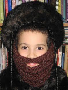 Crochet Beard - Chicken Stitches Blog