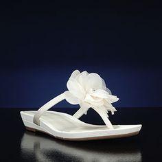 d86f374bb MARGERY at BridalShoes.com. Bridal Flip FlopsBride ...
