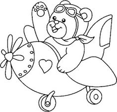 Paintings of Cristina: Embroidery Patterns Free, Hand Embroidery, Teddy Bear Coloring Pages, Baby Shower Labels, Mandala Coloring Pages, Cardboard Crafts, Boy Art, Printable Coloring Pages, Baby Cards