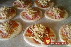 Prinášame vám najlepšie recepty na bezkonkurenčné pizza chuťovky, ktoré viete rýchlo a jednoducho pripraviť.